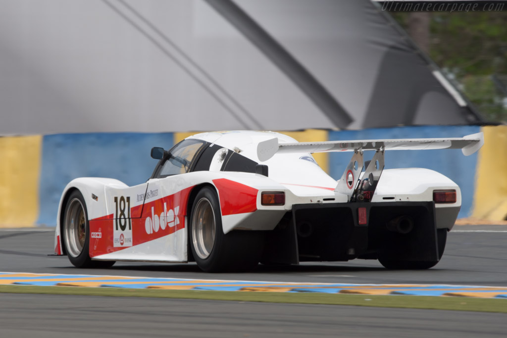 Tiga GC287 Rover - Chassis: 350   - 2012 24 Hours of Le Mans