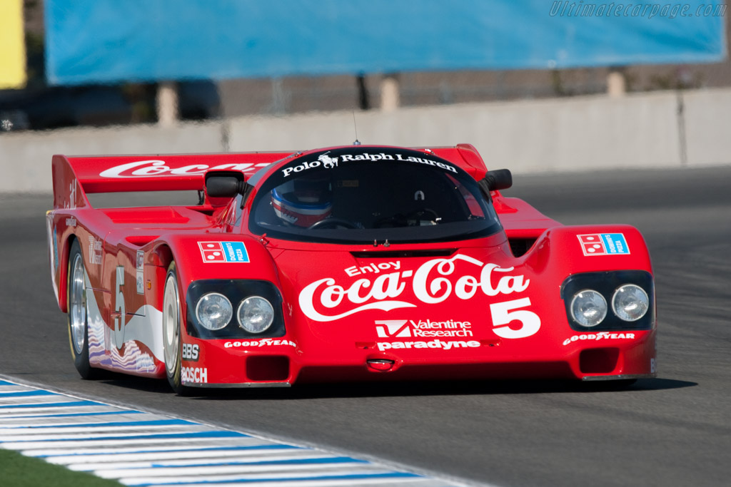 1984 1990 Porsche 962 Images Specifications And
