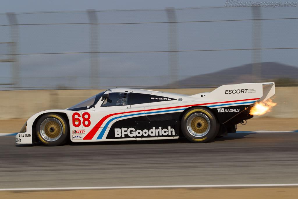 Porsche 962 - Chassis: 962-105   - 2017 Monterey Motorsports Reunion