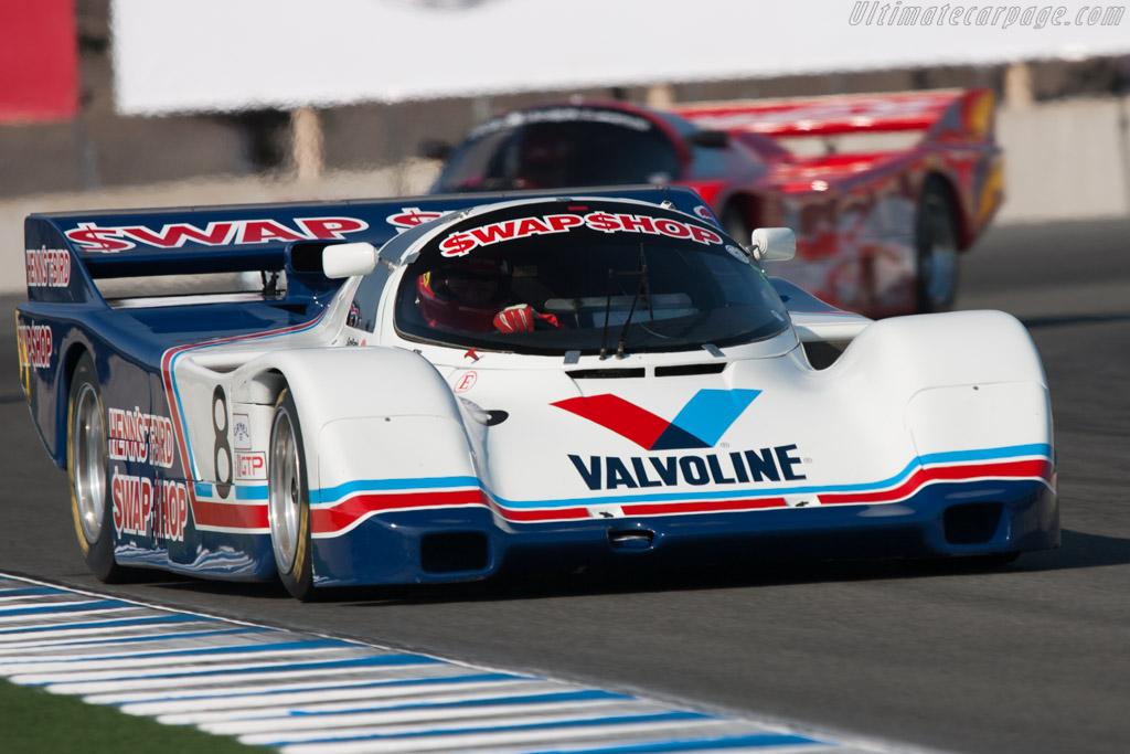 Porsche 962 - Chassis: 962-104   - 2009 Monterey Historic Automobile Races