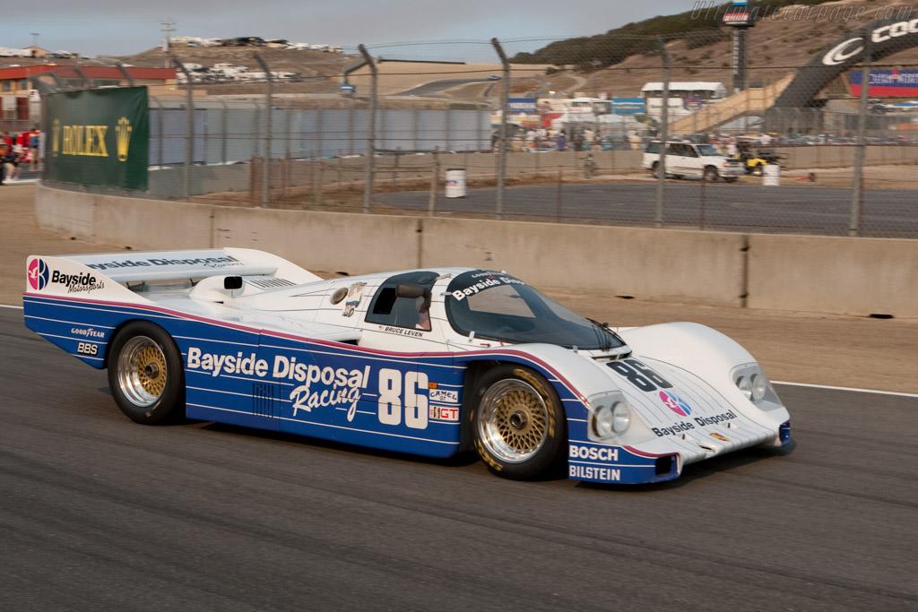 Porsche 962 - Chassis: 962-109   - 2009 Monterey Historic Automobile Races