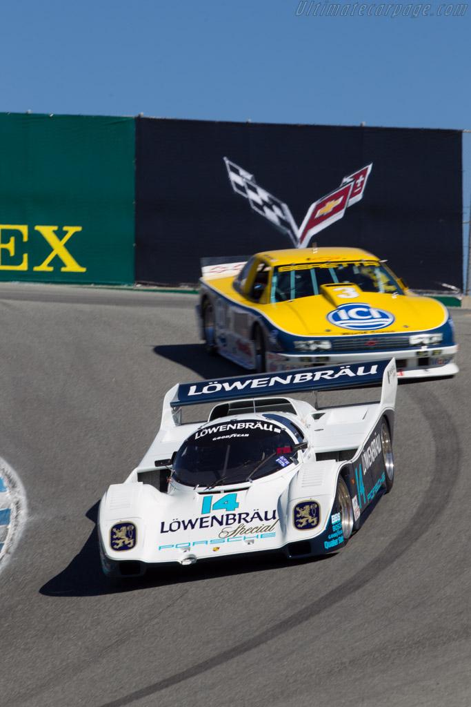 Porsche 962 - Chassis: 962-HR1   - 2013 Monterey Motorsports Reunion