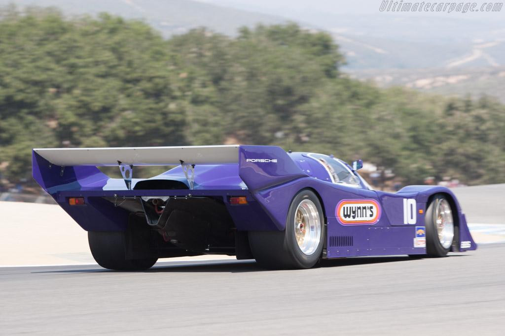 Porsche 962 - Chassis: 962-F01   - 2009 Monterey Historic Automobile Races