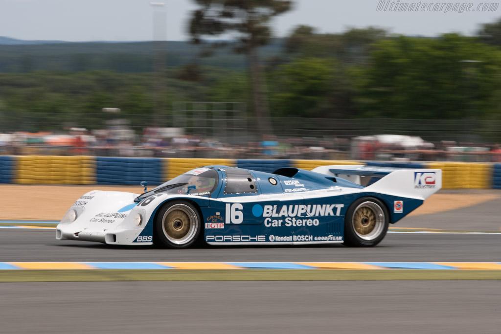 Porsche 962 - Chassis: 962-120   - 2012 24 Hours of Le Mans