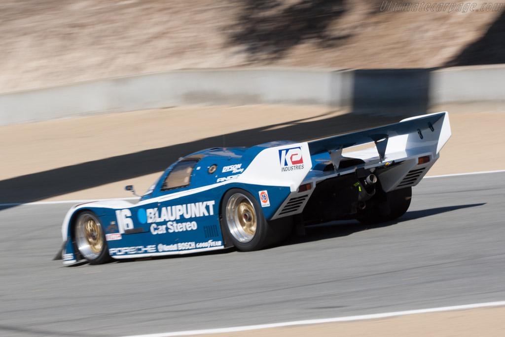 Porsche 962 - Chassis: 962-120   - 2012 Monterey Motorsports Reunion