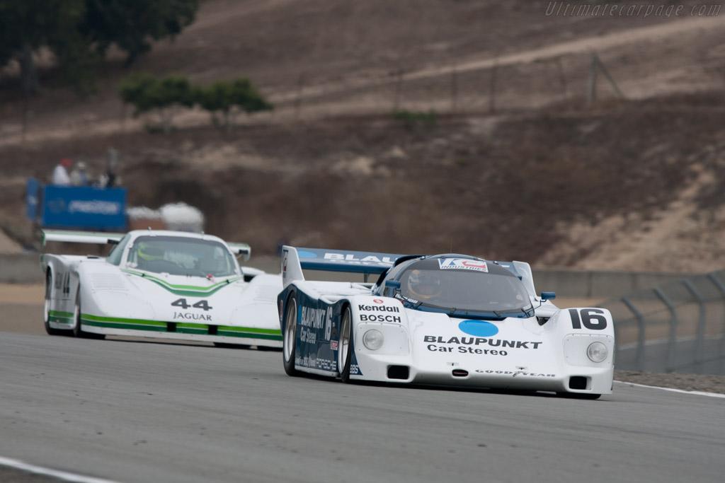 Porsche 962 - Chassis: 962-120   - 2010 Monterey Motorsports Reunion