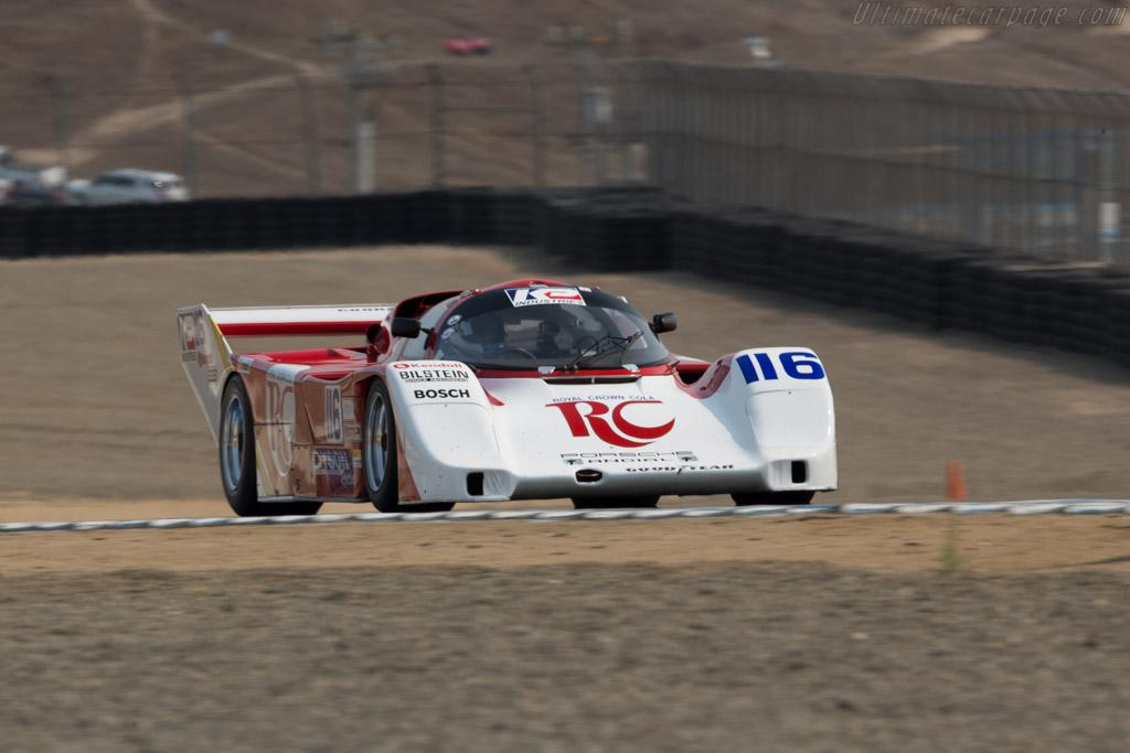 Porsche 962 - Chassis: 962-122   - 2016 Monterey Motorsports Reunion