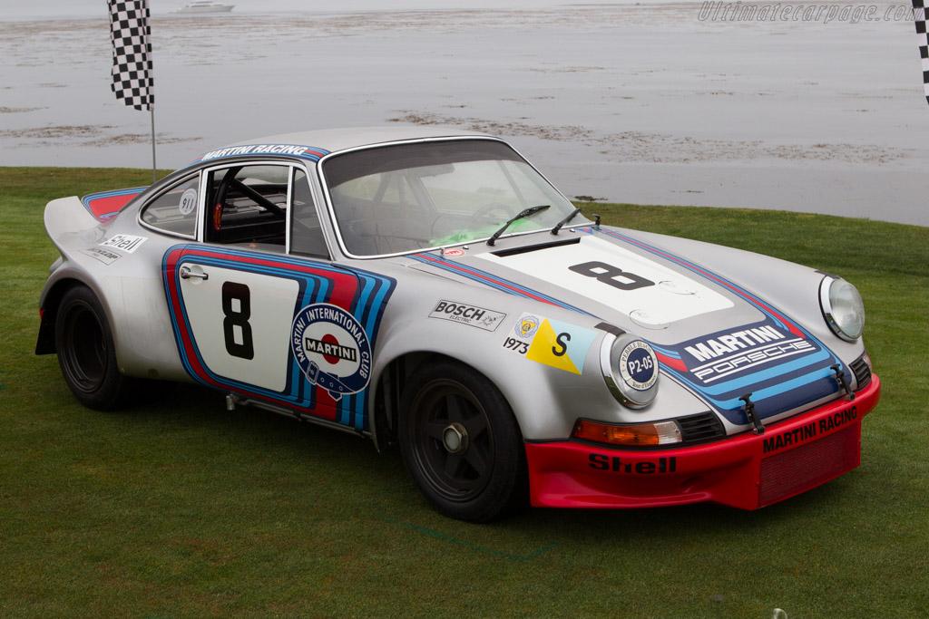 Porsche 911 Carrera RSR - Chassis: 911 360 0588   - 2013 Pebble Beach Concours d'Elegance