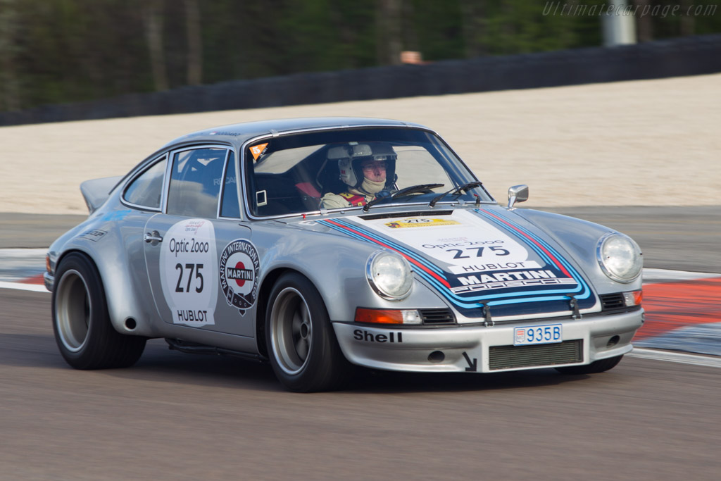 Porsche 911 Carrera RSR - Chassis: 911 360 0001  - 2014 Tour Auto
