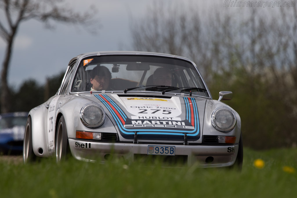 1973 Porsche 911 Carrera RSR - Images, Specifications and Information