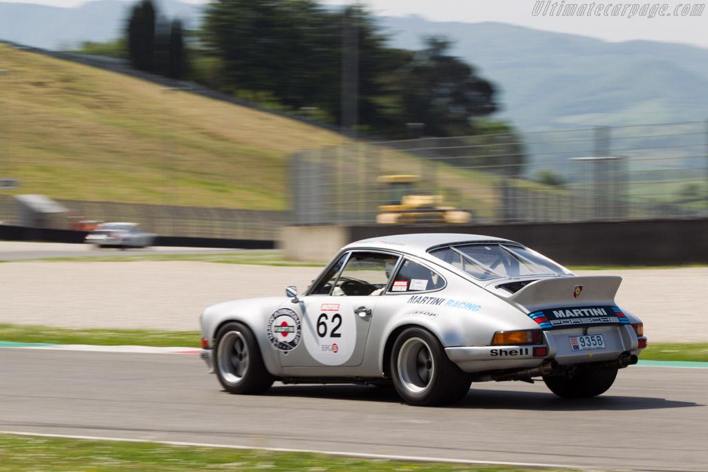 Porsche 911 Carrera RSR - Chassis: 911 360 0001   - 2014 Mugello Classic