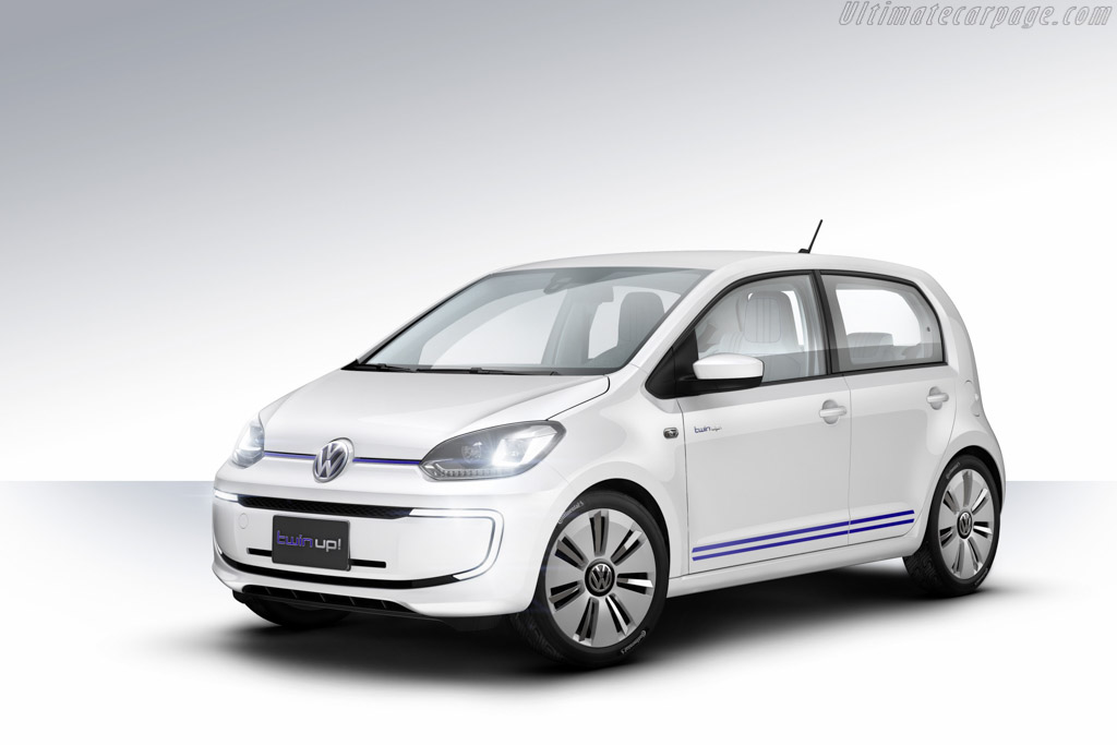 Click here to open the Volkswagen twin up! Concept gallery