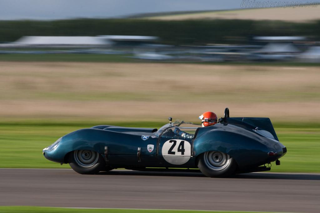 Tojeiro Jaguar - Chassis: TAD 1/59   - 2010 Goodwood Revival