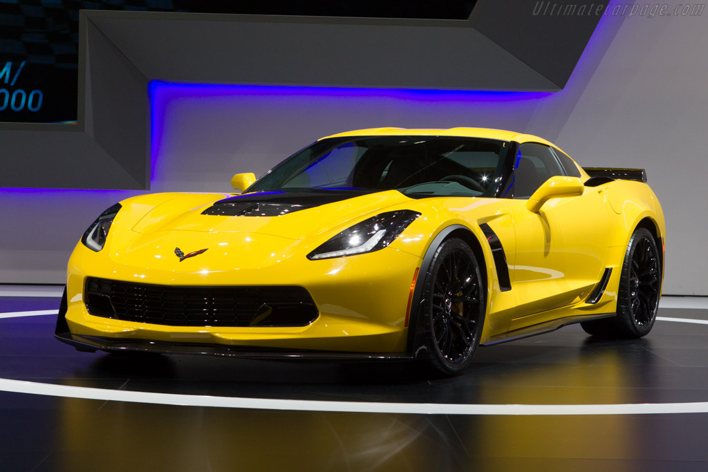 Click here to open the Chevrolet Corvette Z06 gallery