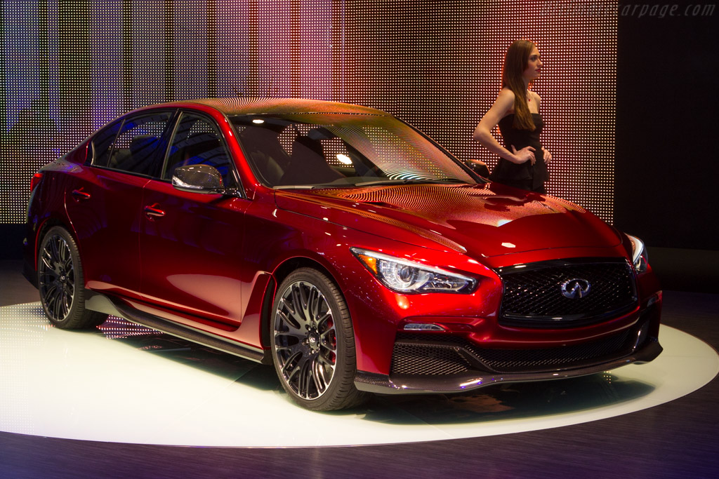 Click here to open the Infiniti Q50 Eau Rouge gallery