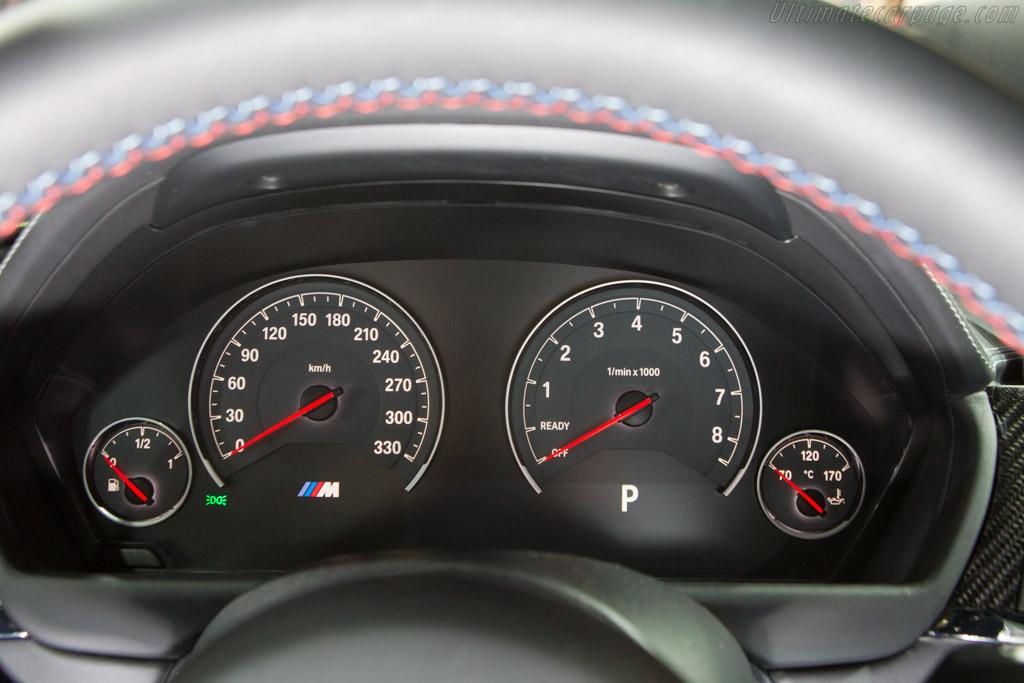 BMW M4 Coupe    - 2014 Geneva International Motor Show