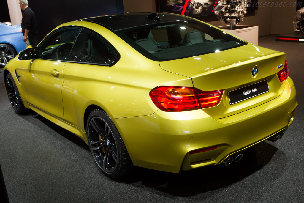 BMW M4 Coupe    - 2014 Geneva International Motor Show