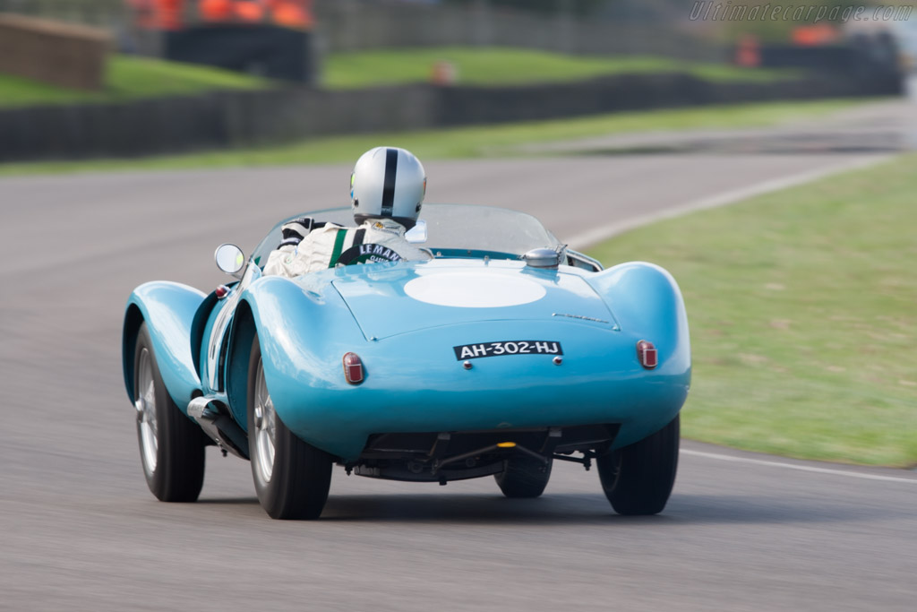 Gordini Type 24 S - Chassis: 36   - 2011 Goodwood Revival
