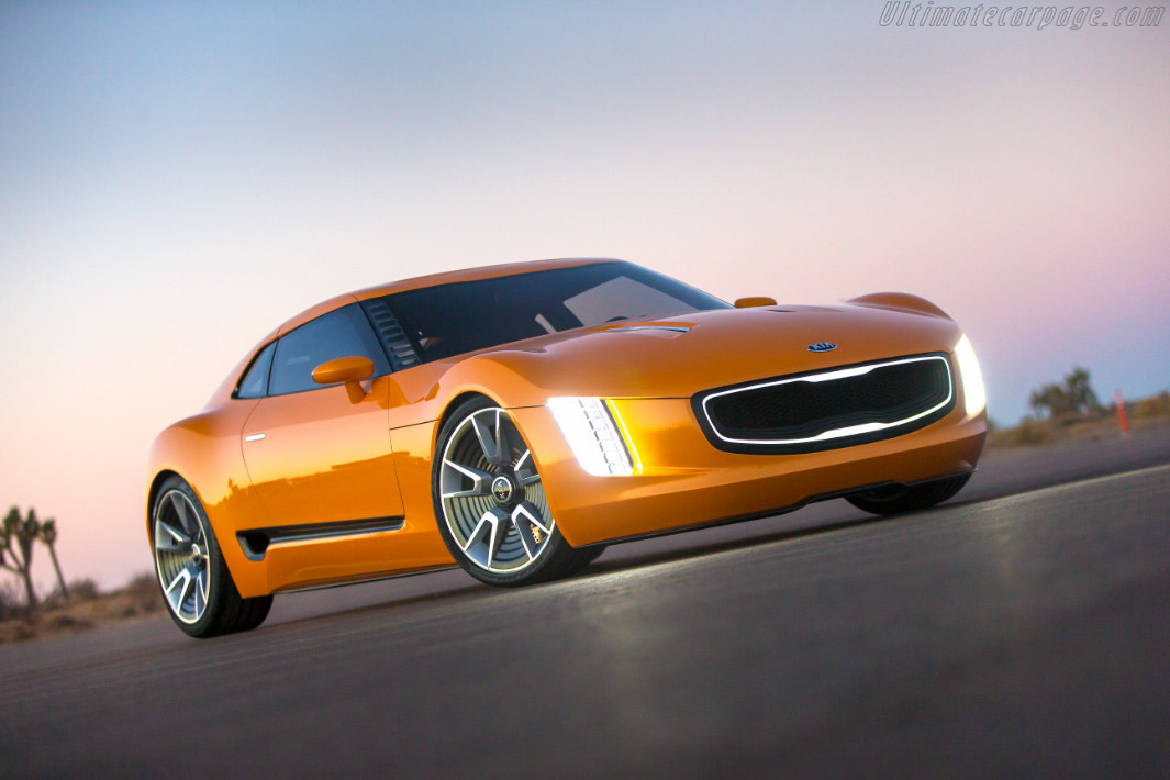 Click here to open the Kia GT4 Stinger gallery