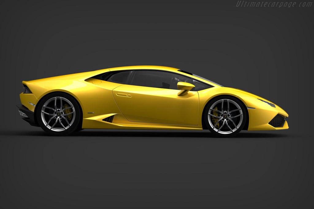 Lamborghini >> Lamborghini Huracán LP610-4