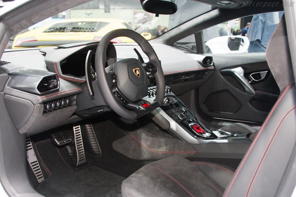 Lamborghini Huracán LP610-4    - 2014 Geneva International Motor Show
