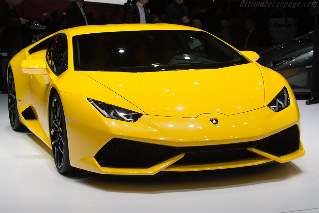 Lamborghini Hurac 225 N Lp610 4 2014 Geneva International