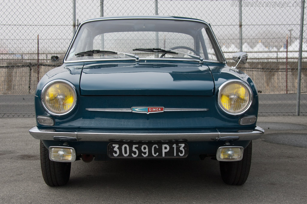 Simca 1000 Coupe