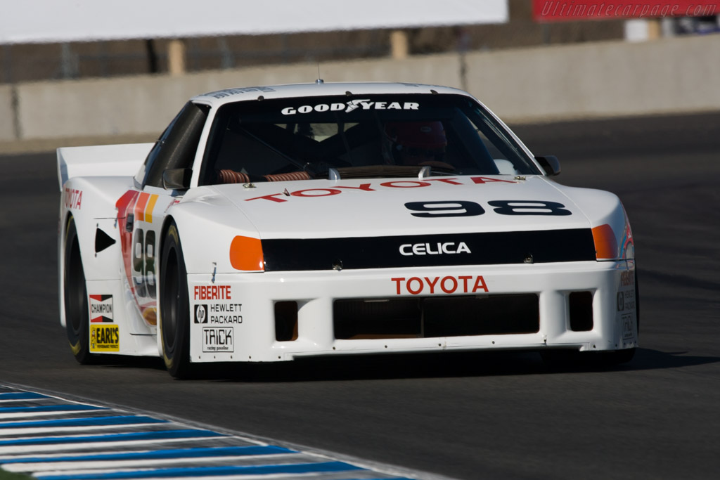 Toyota Celica Turbo GTO - Chassis: 86T-001   - 2008 Monterey Historic Automobile Races