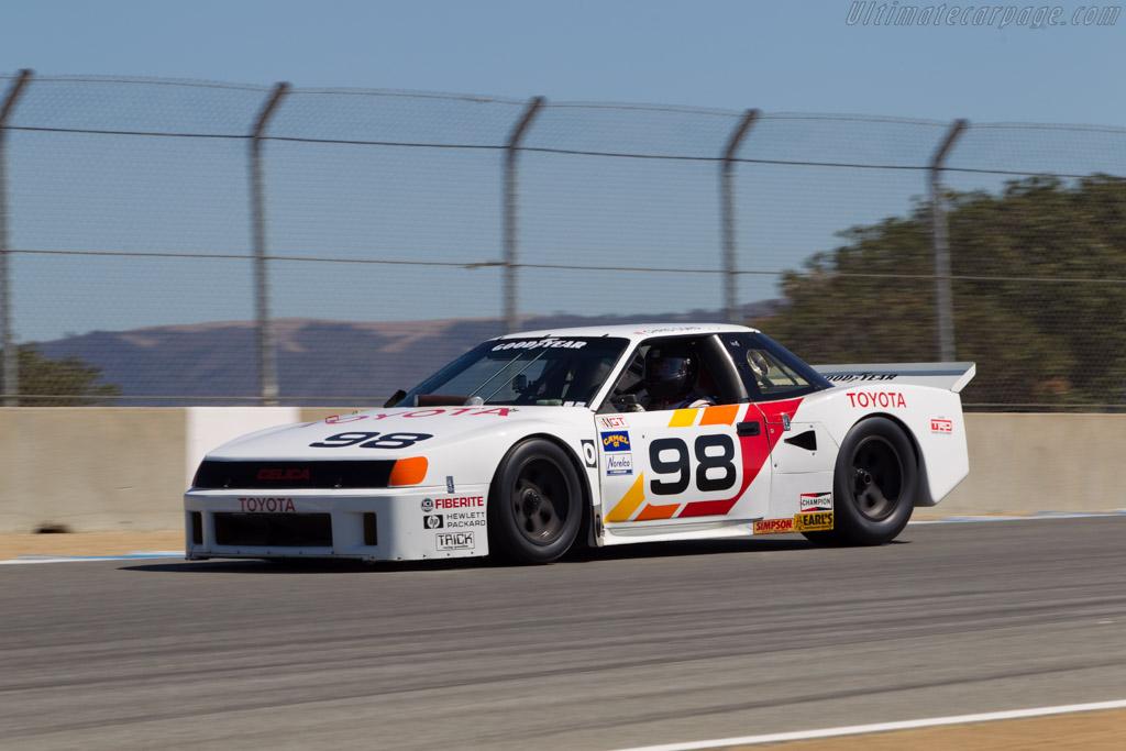Toyota Celica Turbo GTO - Chassis: 86T-002   - 2014 Monterey Motorsports Reunion