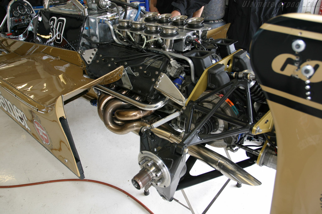 Arrows A1 Cosworth - Chassis: A1-03   - 2005 Silverstone Classic