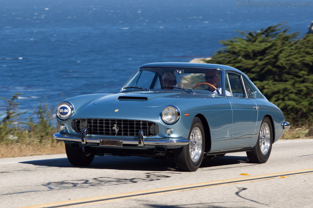 Click here to open the Ferrari 250 GT Pininfarina Coupe Speciale gallery