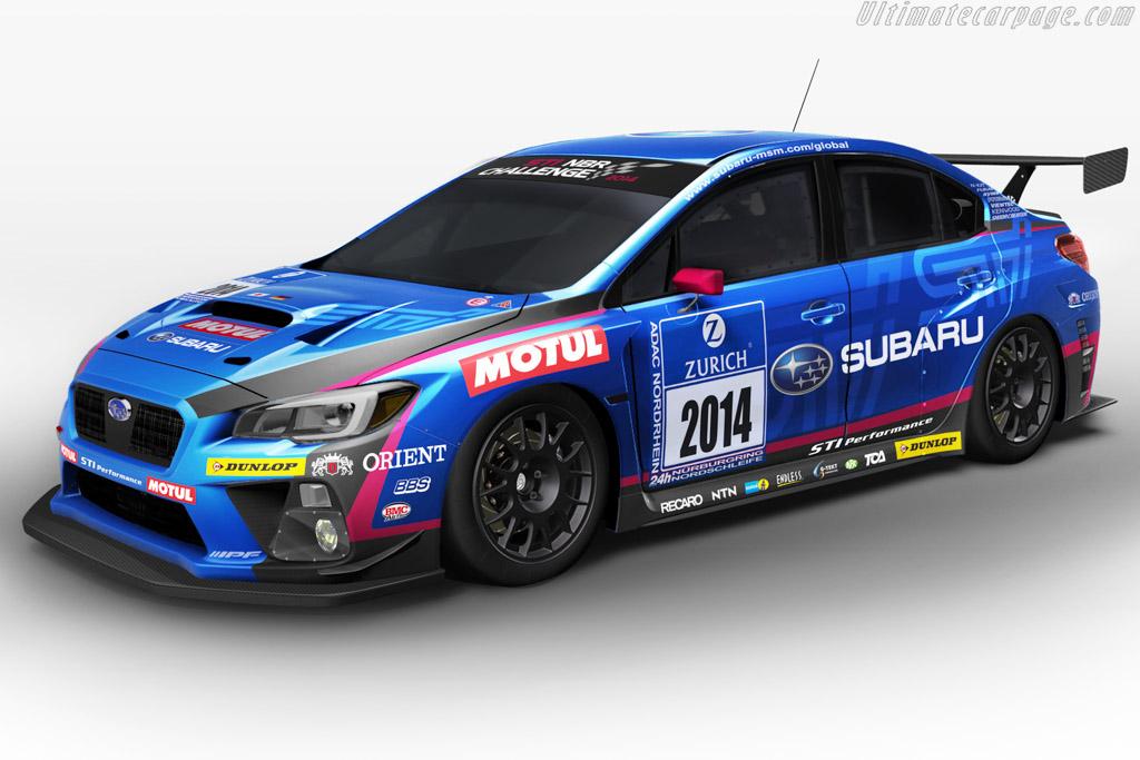Click here to open the Subaru WRX STI NBR gallery