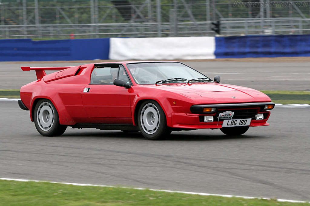 1982 Lamborghini Jalpa Partsopen