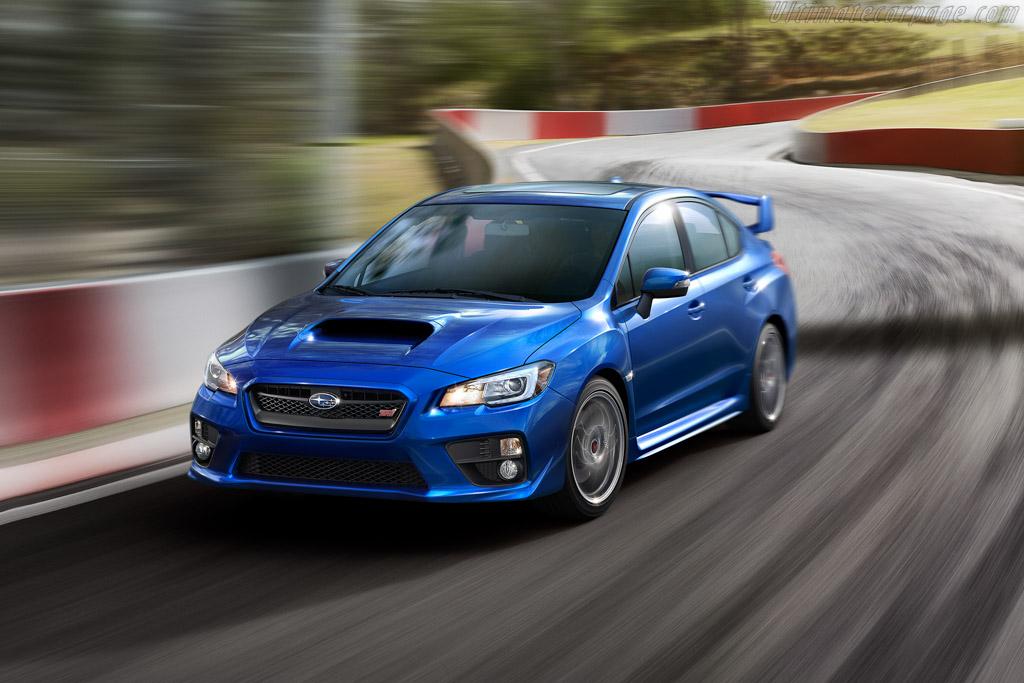 Click here to open the Subaru WRX STI gallery
