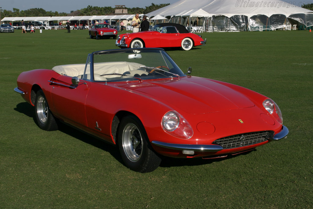 Click here to open the Ferrari 365 California Spyder gallery