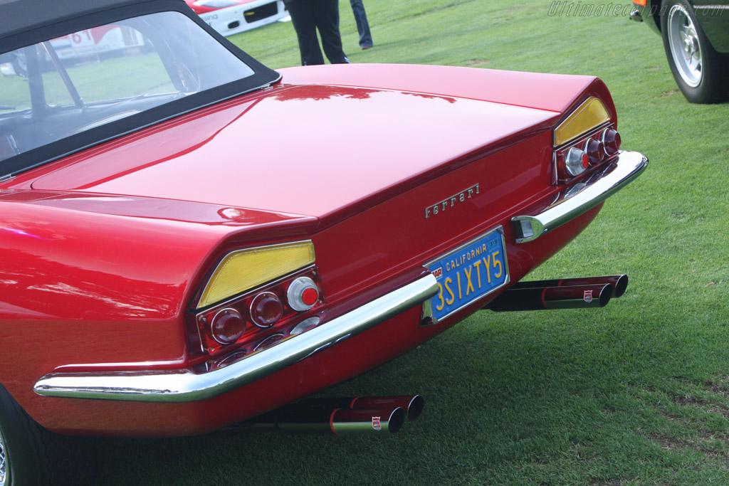 Ferrari 365 California Spyder - Chassis: 10077   - 2008 The Quail, a Motorsports Gathering