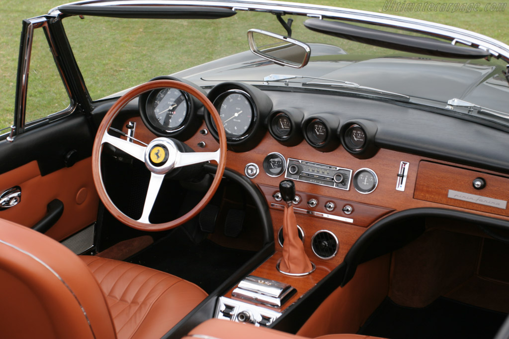 Ferrari 365 California Spyder - Chassis: 09849   - 2006 Palm Beach International, a Concours d'Elegance