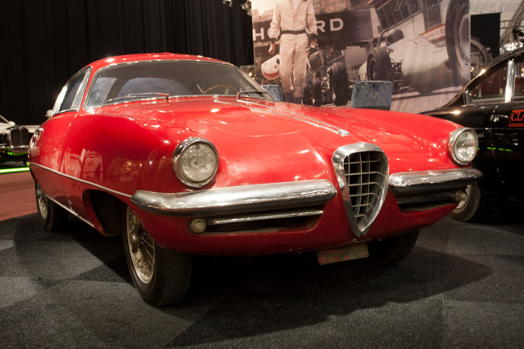 Alfa Romeo 1900C SS Boano Coupe (Chassis AR1900C 01846 ...