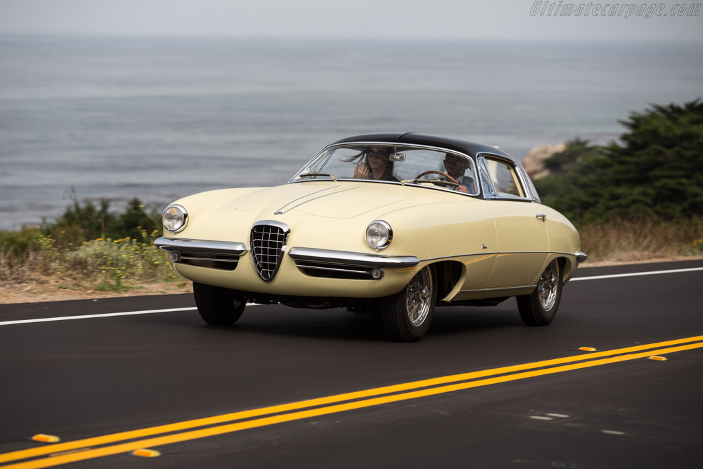 Alfa Romeo 1900C SS Boano Coupe - Chassis: AR1900C 01846   - 2017 Pebble Beach Concours d'Elegance