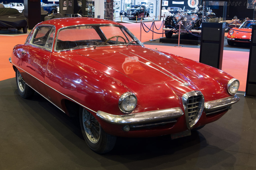 Alfa Romeo 1900C SS Boano Coupe - Chassis: AR1900C 01846   - 2014 Retromobile