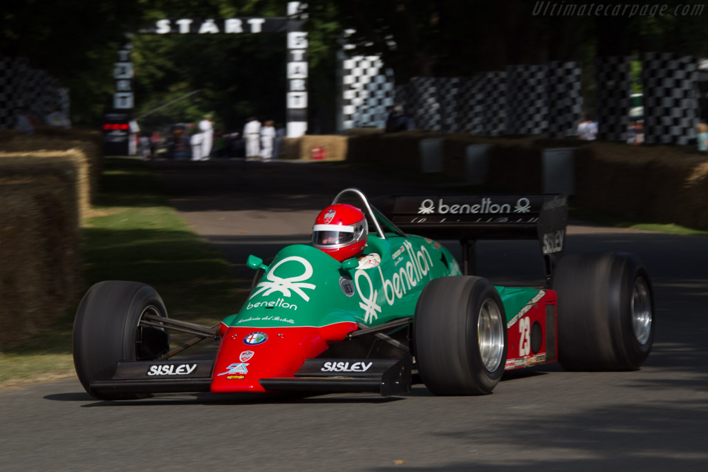 Alfa Romeo 183T - Chassis: 183T/2   - 2013 Goodwood Festival of Speed