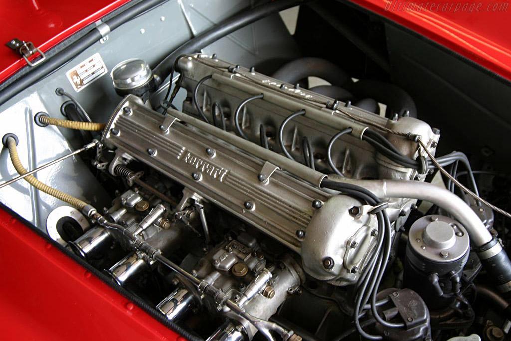 Ferrari 500 Mondial Scaglietti Spyder - Chassis: 0536MD   - 2004 Spa Ferrari/Maserati Days