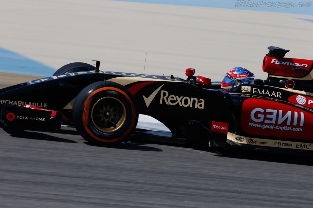 Lotus E22 Renault
