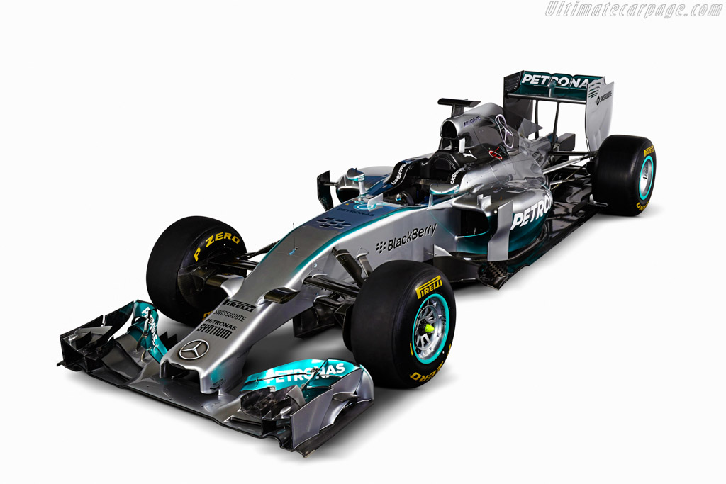 Click here to open the Mercedes-Benz W05 gallery