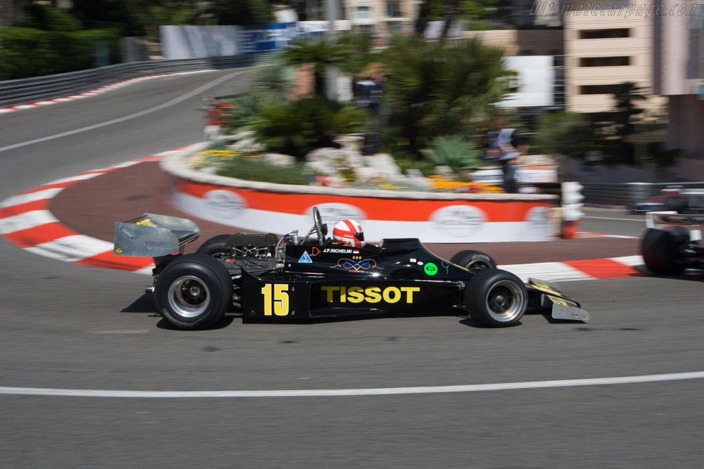 Ensign N175 Cosworth - Chassis: MN04   - 2008 Monaco Historic Grand Prix