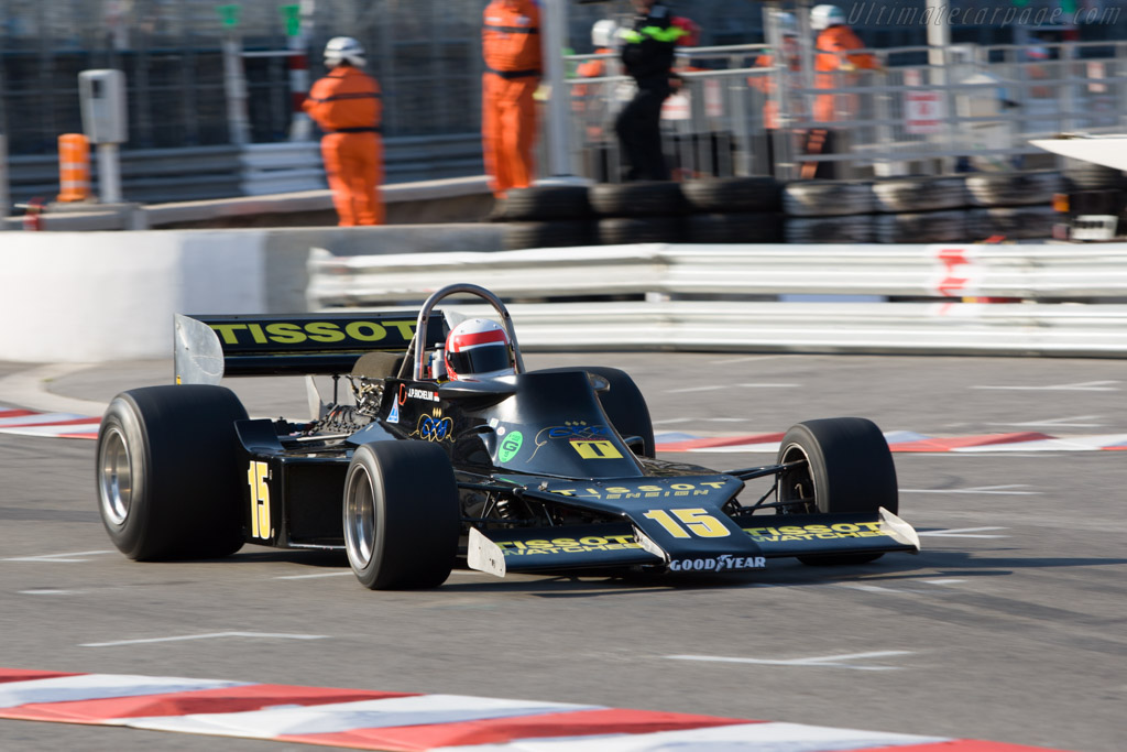 Ensign N175 Cosworth - Chassis: MN04   - 2008 Monaco Historic Grand Prix