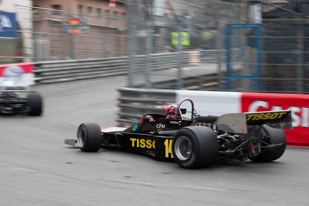 Ensign N175 Cosworth - Chassis: MN04   - 2010 Monaco Historic Grand Prix