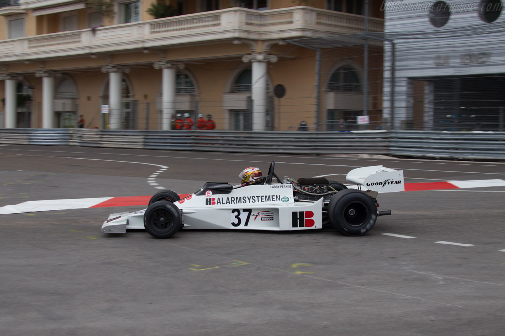 Ensign N175 Cosworth - Chassis: MN04   - 2014 Monaco Historic Grand Prix