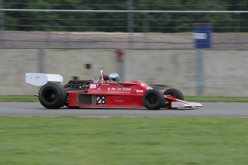 Ensign N177 Cosworth - Chassis: MN09   - 2005 Silverstone Classic