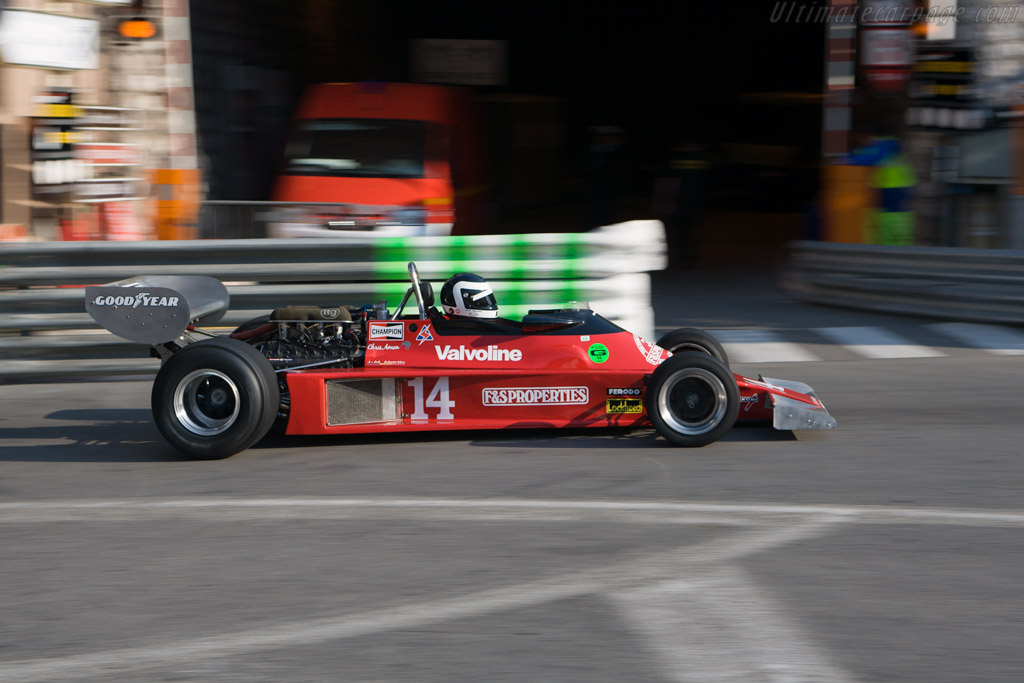 Ensign N177 Cosworth - Chassis: MN09   - 2008 Monaco Historic Grand Prix
